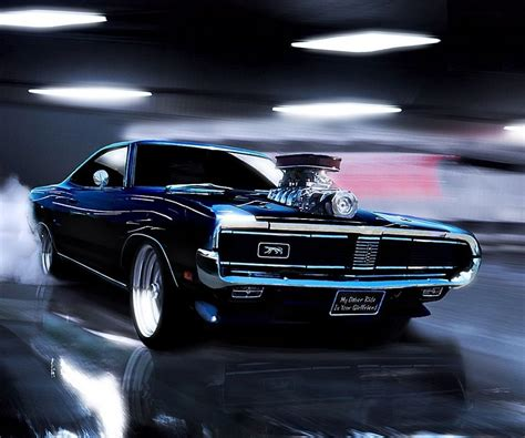 Cool Muscle Car Wallpapers Full Hd