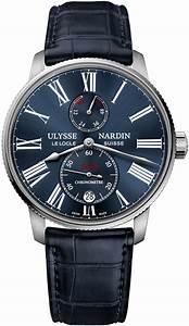 Ulysse Nardin Marine Torpilleur Chronometer Men U0026 39 S Watch