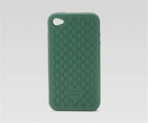 gucci iphone gucci apple iphone 4 silicone cover freshness mag