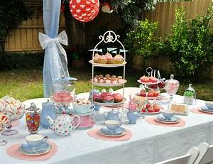 Mad Hatters Tea Party - High Tea in Paris