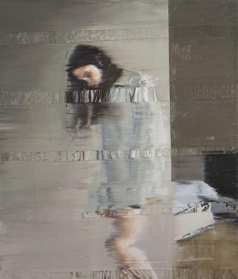 glitch paintings  andy denzler ignantcom