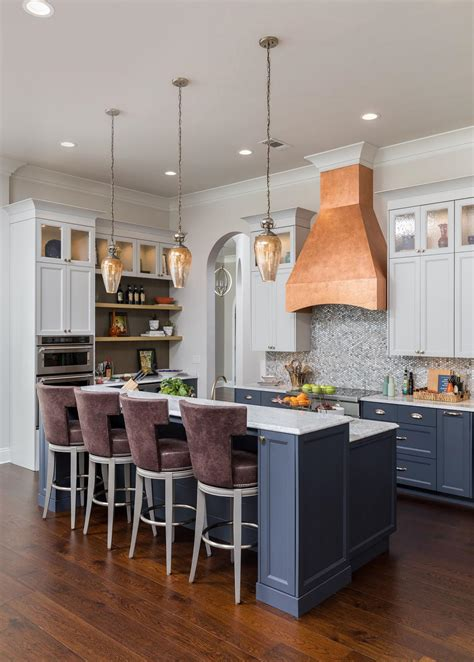 Warm and Cool Tones in Kitchen   HGTV