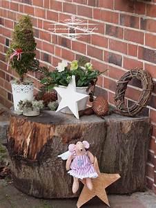 Weihnachtsdeko Aussen Dekoration : hallo ihr lieben so die weihnachtsdeko vor der t r ist fertig und heute konnte ich sie auch ~ Frokenaadalensverden.com Haus und Dekorationen