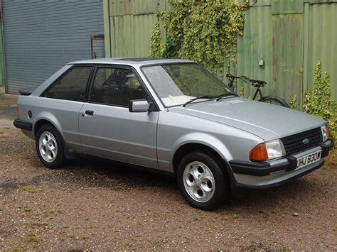Ford Cars Of The 80s by Family Cars The 1980s Classics World