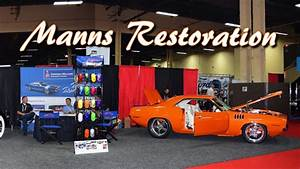 Manns Restoration and Sherwin-Williams Automotive Finishes ...