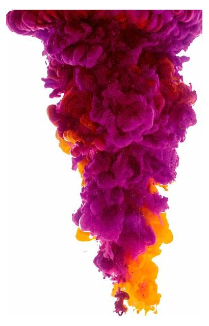 Trends Web Smoke Cloud Colour Graphic Splash