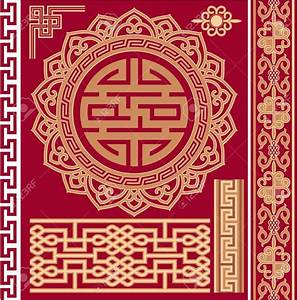 12826022-Set-of-Oriental-Chinese-Design-Elements-Stock ...