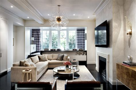 Chelsea Townhouse By Dhd Interiors