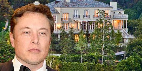 elon musk house elon musk net worth 2018 see how rich he is now