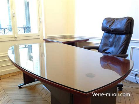 verre securit pour table table de lit