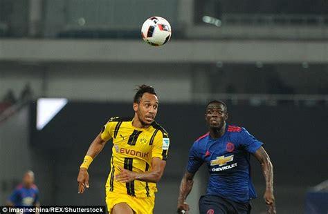 Manchester City target Pierre-Emerick Aubameyang says Real ...