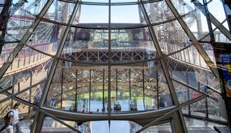 Unveiling The Eiffel Tower's Refurbished First Floor
