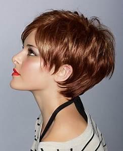 Coiffure Tendance 2016 Femme : coiffure courte femme tendance ~ Melissatoandfro.com Idées de Décoration