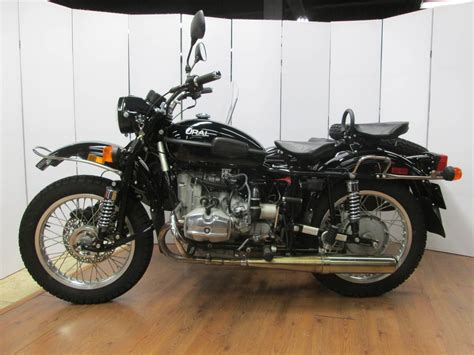 2010 Ural Motorcycles Tourist W/ Sidecar Motorcycles