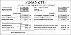 Forward Darlehen Berechnen : lebensversicherung rechner berechnen sie ihrere rendite ~ Themetempest.com Abrechnung