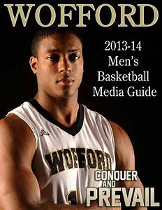 ISSUU - 13 14 Wofford Men's Basketball Media Guide by ...