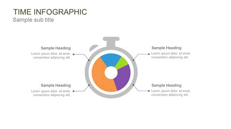 time infographic powerpoint   templates