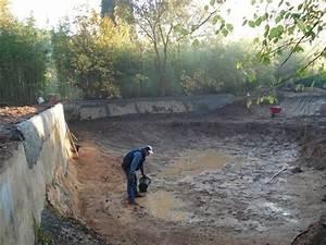 Construction Piscine Naturelle : les tapes de construction d 39 une piscine naturelle bionova ~ Melissatoandfro.com Idées de Décoration