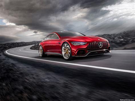 Modifikasi Mercedes Amg Gt by Mercedes Amg Gt Concept Calon Penerus Cls Di Masa Depan