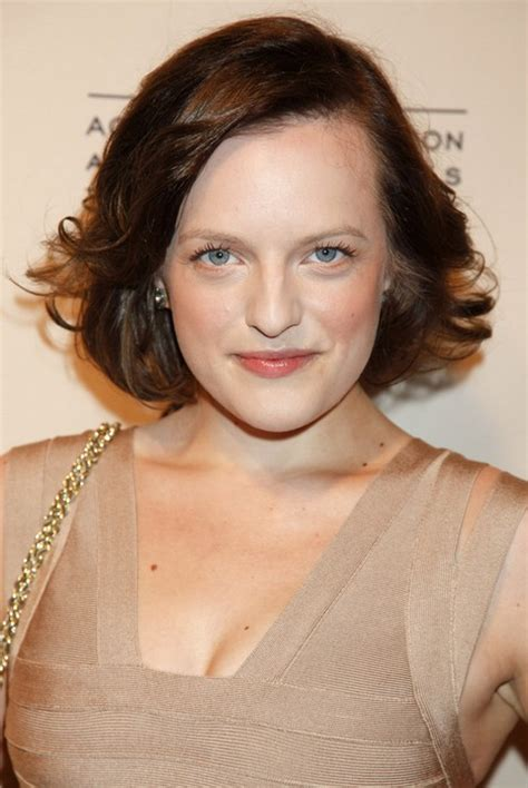 bob hairstyles for oval face shapes elisabeth moss