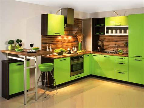 lime green wallpaper for kitchens kitchen cabinet colors green kitchen cabinets 9037