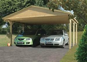 Doppelcarport Selber Bauen : carport holz globus baumarkt ~ Lizthompson.info Haus und Dekorationen