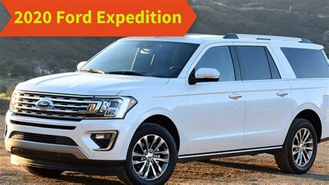 2020 Ford Expedition by 2020 Ford Expedition Redesign Specs Interior Price
