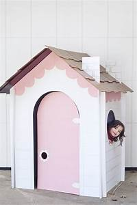 Make a Collapsible Playhouse – A Beautiful Mess