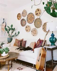 Best 25 bohemian wall decor ideas on pinterest bohemian for Boho wall decor