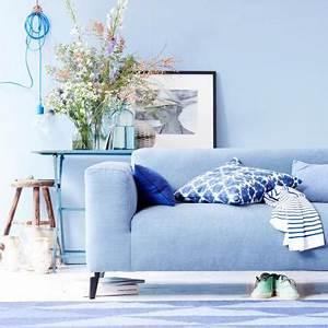 Teppich Landhausstil Blau : maritim einrichten so gelingt der maritime wohnstil living at home ~ Markanthonyermac.com Haus und Dekorationen