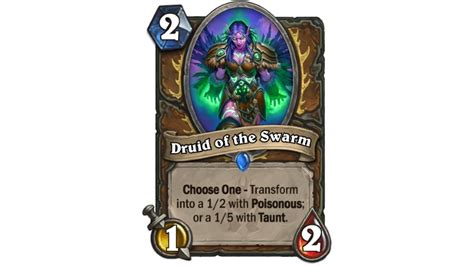 Hearthstone Taunt Deck 2017 by Taunt Druid Deck List Guide September 2017 Hearthstone
