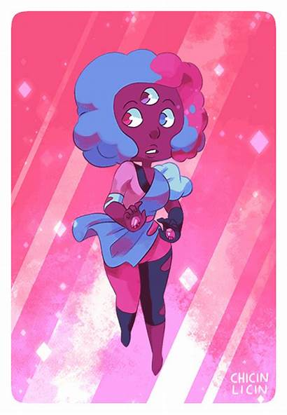 Steven Universe Garnet Pearl Gem Candy Amethyst