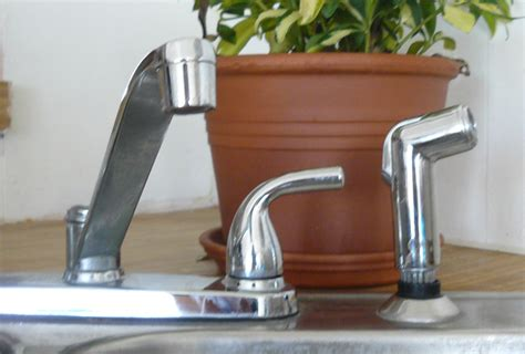 how to change a kitchen faucet with sprayer image gallery sink hose