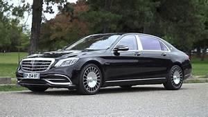 Mercedes Benz Classe S Berline : mercedes benz la nouvelle mercedes maybach classe s berline avec st phane rotenberg youtube ~ Maxctalentgroup.com Avis de Voitures