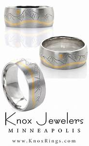 17 best images about unique wedding bands on pinterest for Wedding rings minneapolis