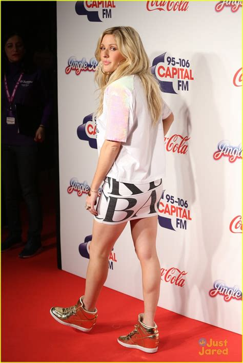 Ellie Goulding: Capital FM's Jingle Bell Ball 2013 | Photo ...