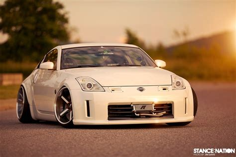 Nissan Fairlady Wallpaper by Cars Tuning Races Nissan Fairlady Z33 350z Wallpaper