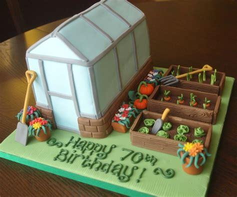 greenhouse  gardening birthday cake  love  cake