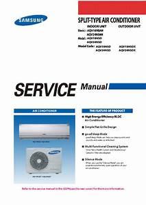 Samsung Air Conditioner Split Type Manual
