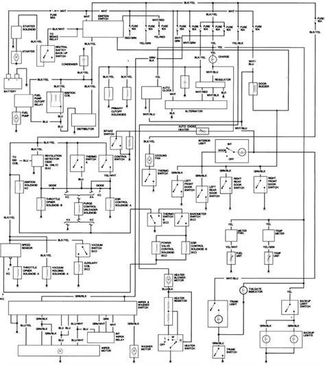 1981 honda civic engine wiring diagram freeautomechanic