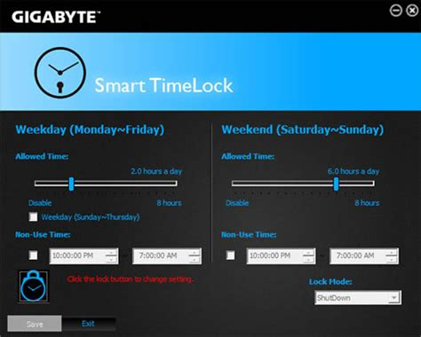 gigabyte latest  series software utilities