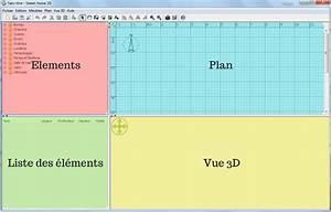 Sweet Home 3d Meuble : mod liser un local en 3d avec sweet home 3d projets et ~ Premium-room.com Idées de Décoration