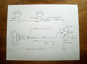 A Tidy Wiring Diagram Is A Must