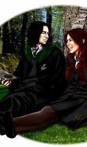 Snily IV by Tsuki-Yue on DeviantArt   Snape and lily ...