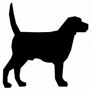 File:Dog silhouette.svg - Wikimedia Commons