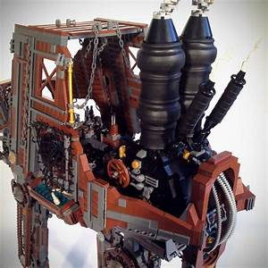 Steampunk Star Wars AT AT Is Probably Not Going To Be