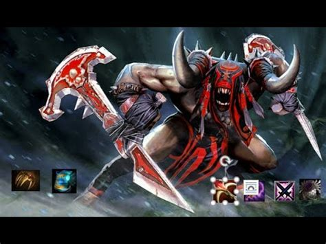 he actually rage quit dota 2 bloodseeker ultimate jungle build and gameplay episode