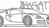 Bugatti Chiron Coloring Pages Printable Cool Getdrawings Roblox Print Getcolorings sketch template