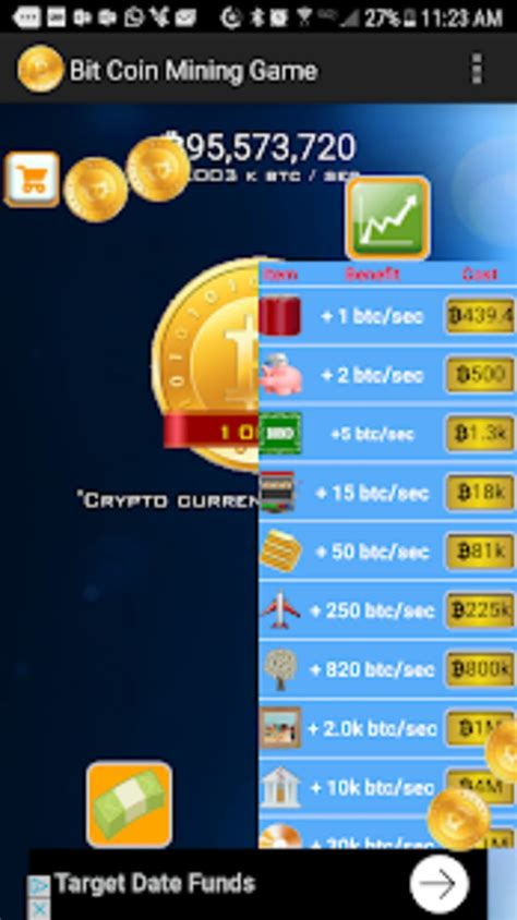 Mining game cryptomine is free a bitcoin mining game. Bitcoin Mining Game Premium APK for Android - Download