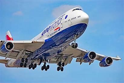 747 Airways Boeing British 400 Civd Paint